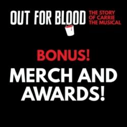 Bonus! Merch and Awards