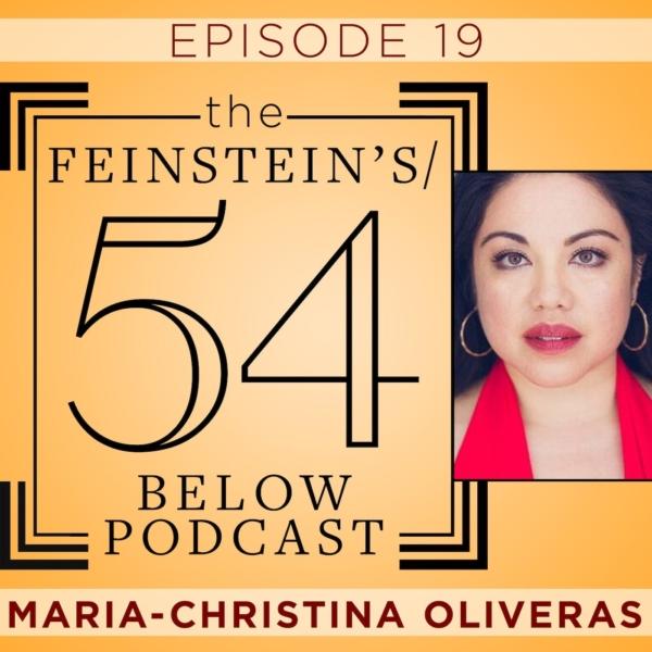 Episode 19: MARIA-CHRISTINA OLIVERAS