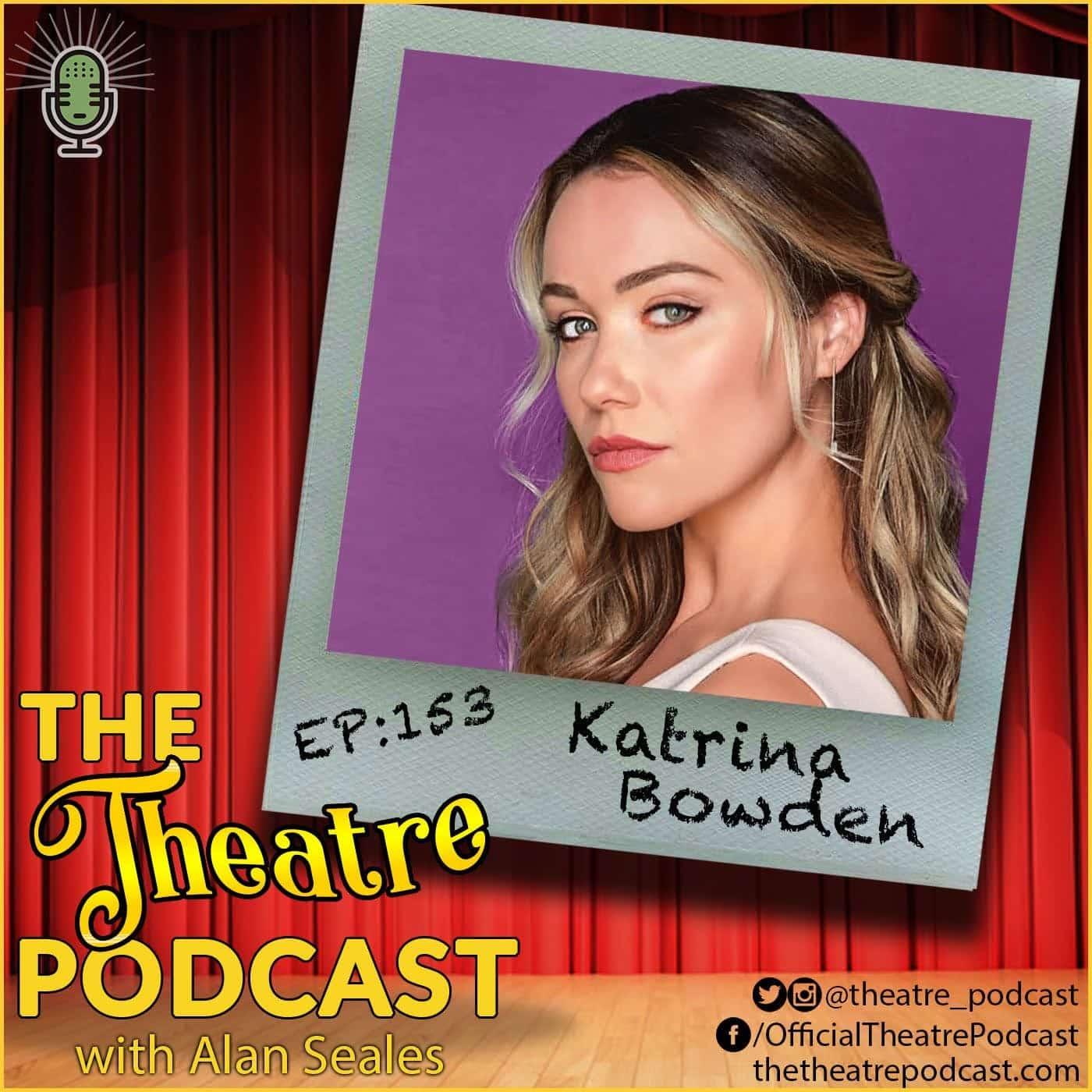 Ep153 - Katrina Bowden: 30 Rock, Tucker and Dale vs Evil, Great White
