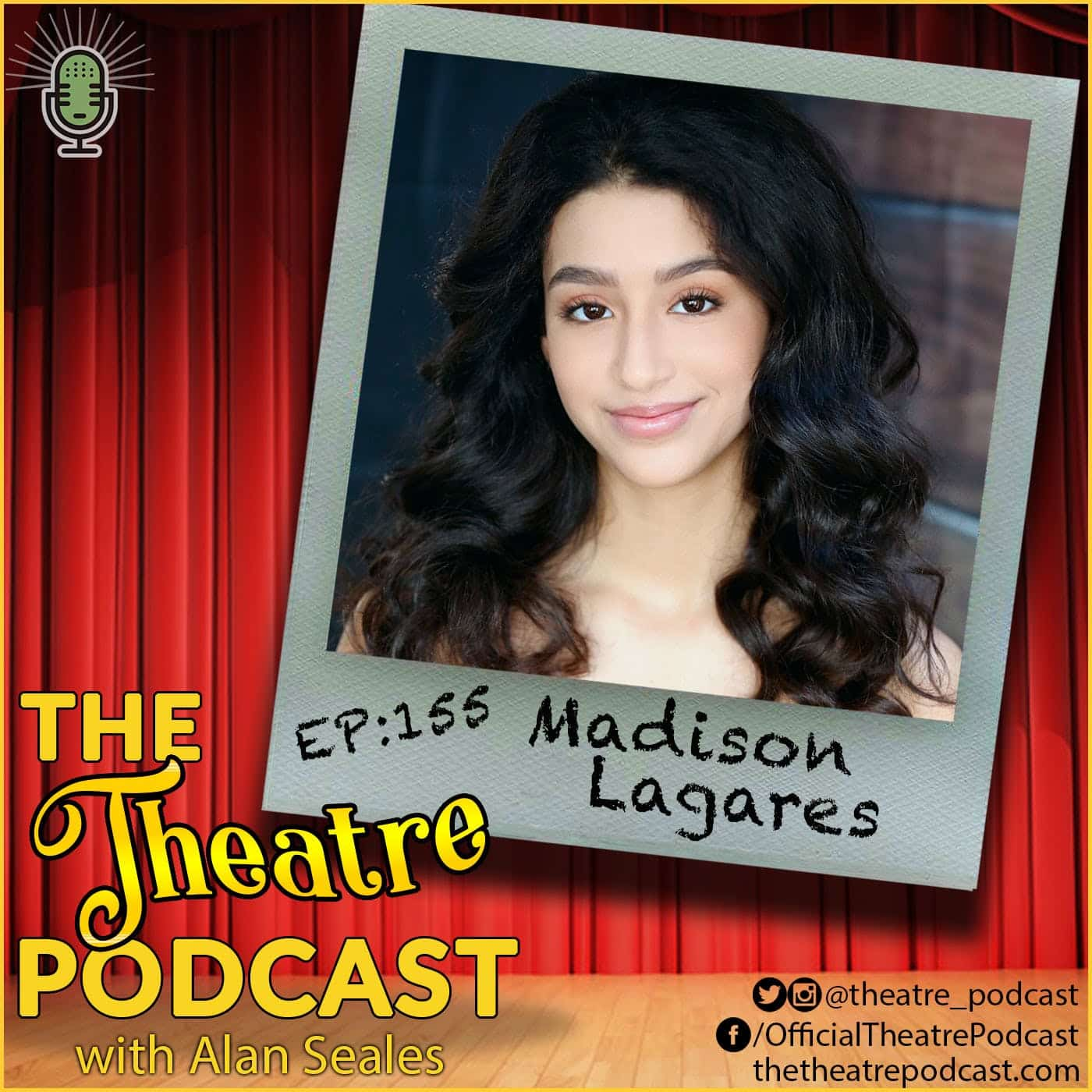 Ep155 - Madison Lagares: This 13 Year Old is Going Places!