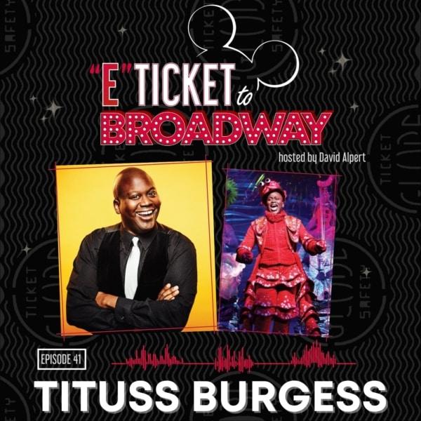 #41 - Tituss Burgess