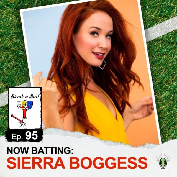 #95 - Now Batting: Sierra Boggess