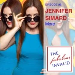 Episode 98: Jennifer Simard: More