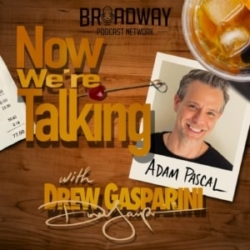 """Ep 26 - Adam Pascal: """"Shout Out to Greenblatt's Deli"""""""