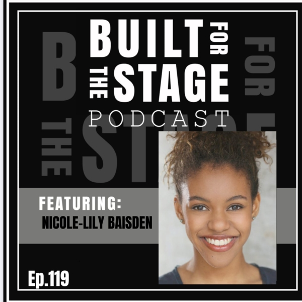 #119 - Nicole-Lily Baisden - ANYTHING GOES WEST END