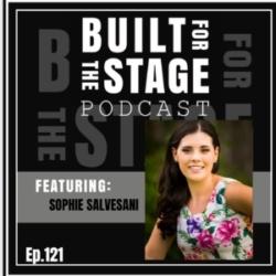 #121 - Sophie Salvesani - Maria, WEST SIDE STORY AU
