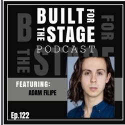 #122 - Adam Filipe - PRINCE OF EGYPT, WEST END