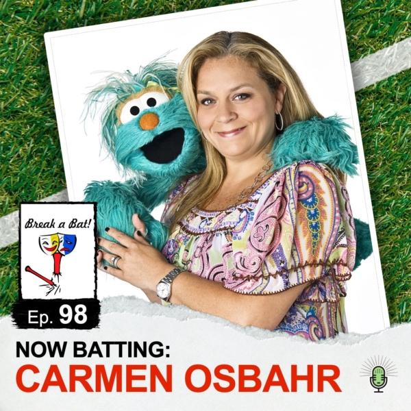 #98 - Now Batting: Carmen Osbahr