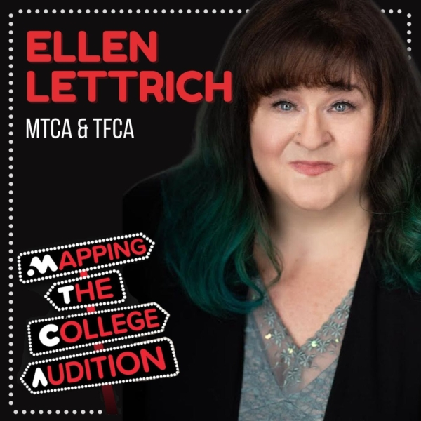 Ep. 13 (AE): Ellen Lettrich (MTCA & TFCA) The College Landscape