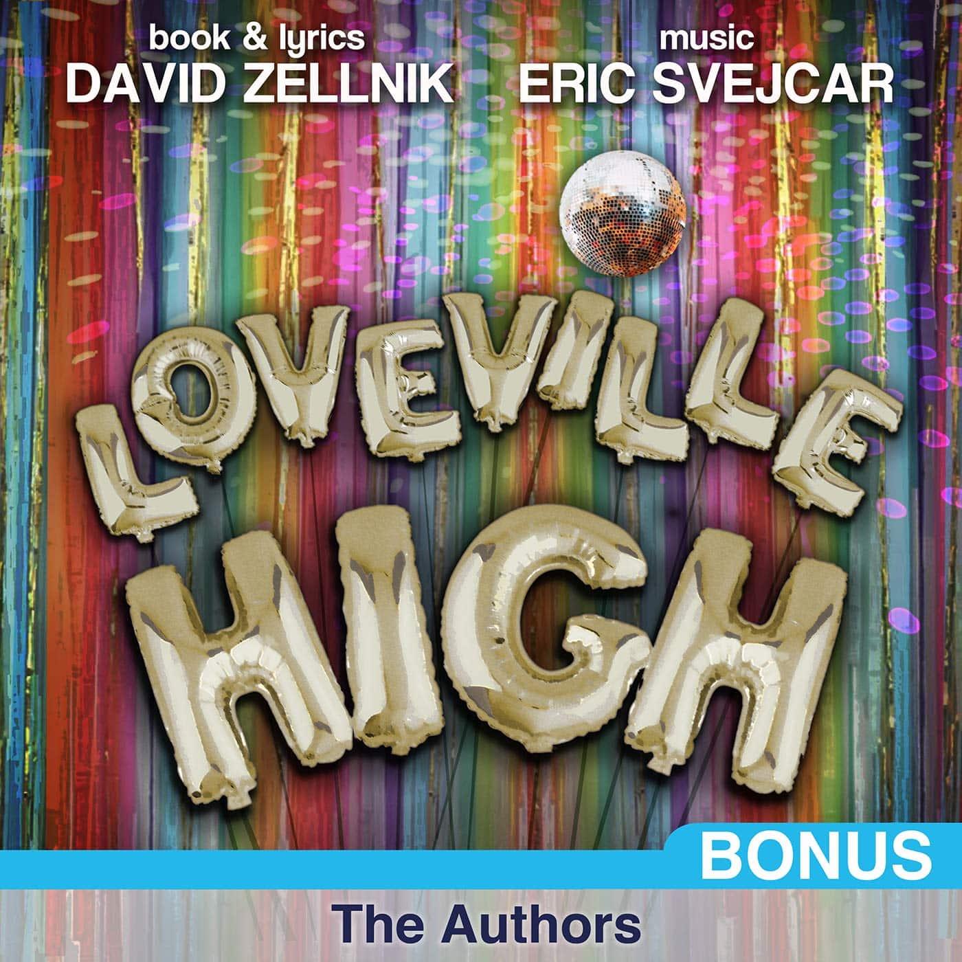 Bonus: The Authors