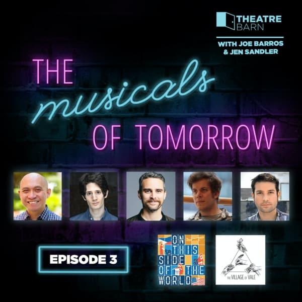 Episode 3 -  Paulo K Tiról, Noam Shapiro, Jonathan Karpinos, John McGrew, Joseph Varca: On This Side Of The World & The Village Of Vale