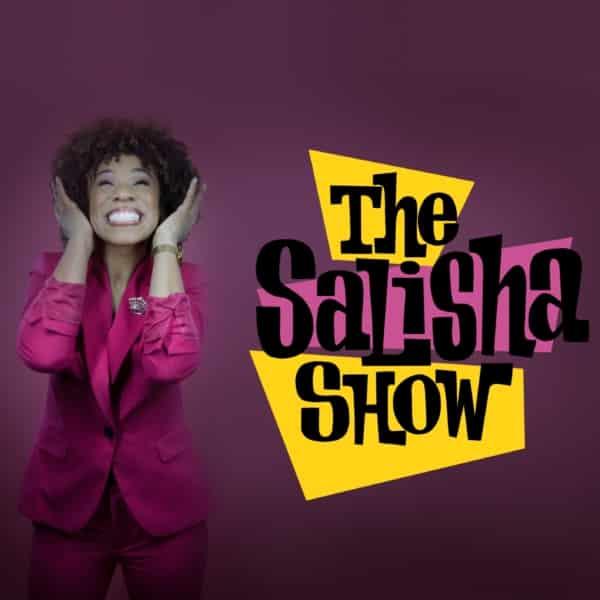 The Salisha Show - logo