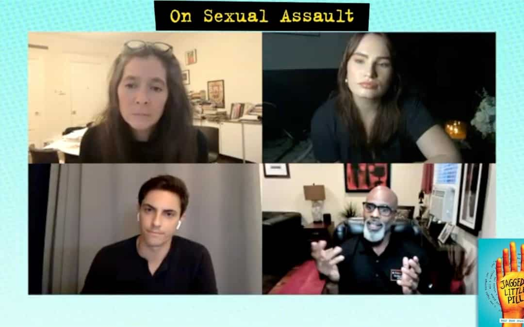 Ep1 – Sexual Assault | Wake Up: Why Social Responsibility in Theatre Matters