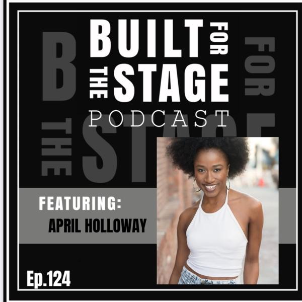 #124 - April Holloway - ALADDIN