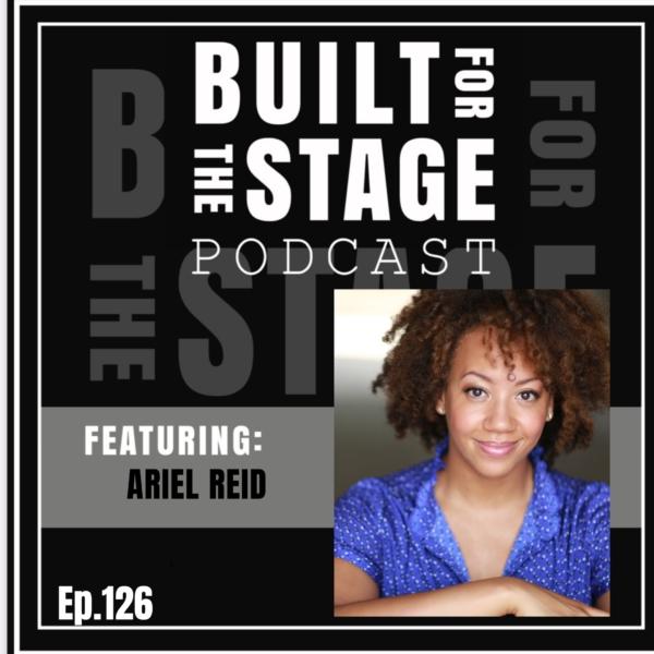 #126 - Ariel Reid - ALADDIN