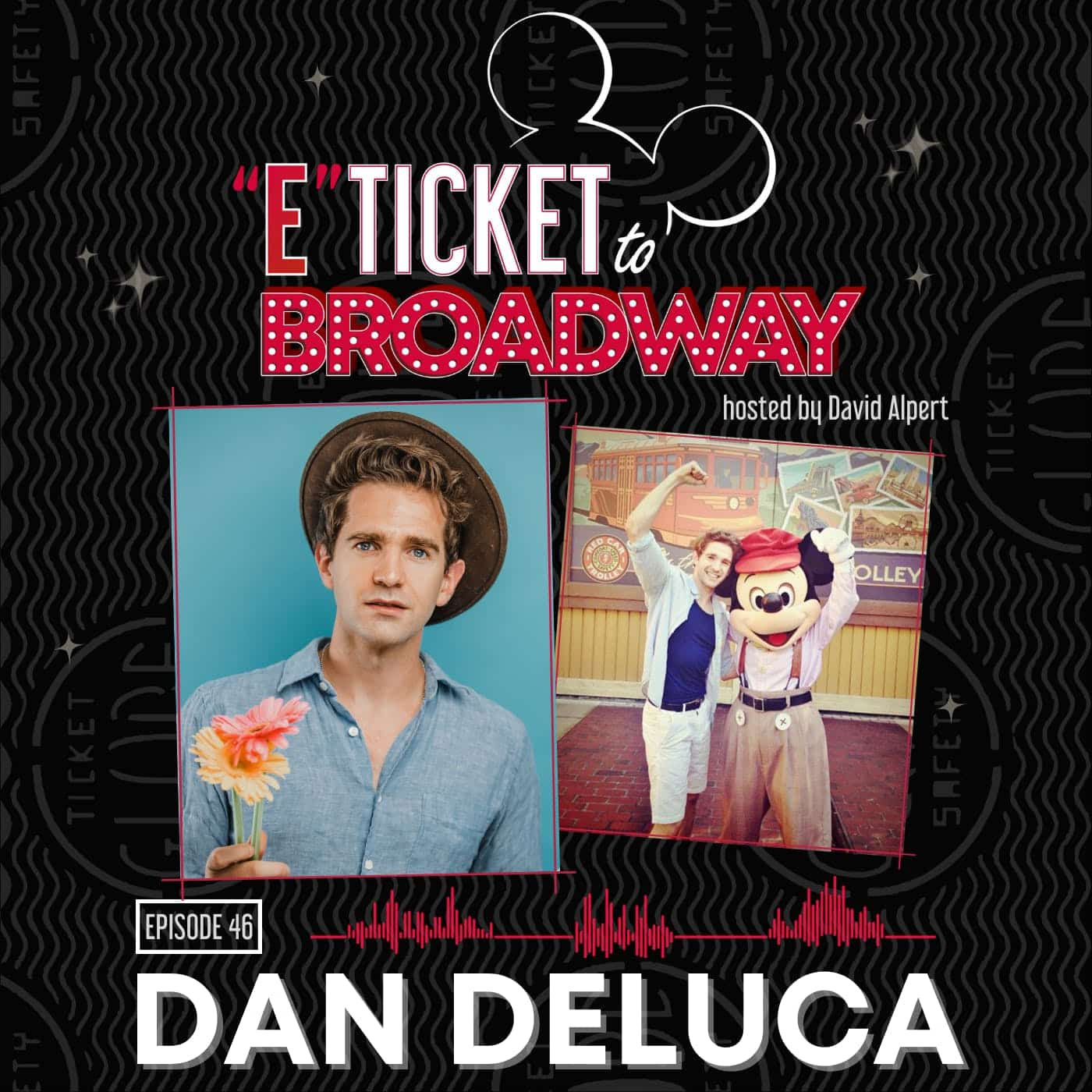 E-Ticket To Broadway