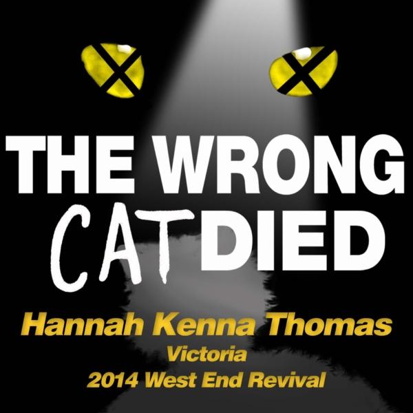 Ep62 - Hannah Kenna Thomas, Victoria on 2014 West End Revival