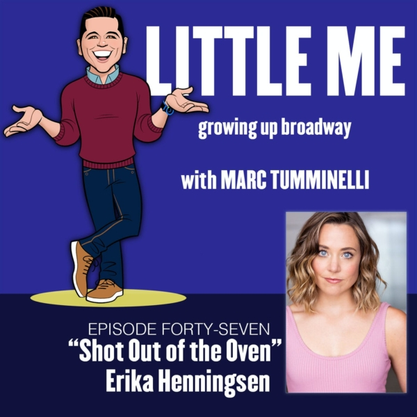 EP47 - Erika Henningsen - Shot Out of the Oven