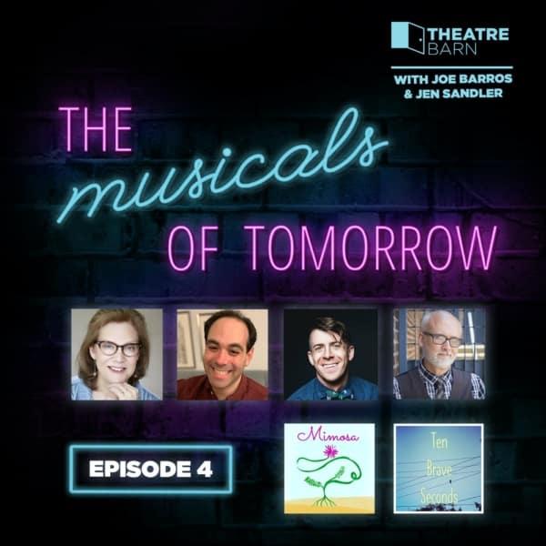 Episode 4 -  Lauren Taslitz, Danny Ursetti, Jeff Talbott, Will Van Dyke: Mimosa & Ten Brave Seconds