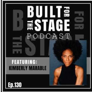 #130 - Kimberly Marable - HADESTOWN