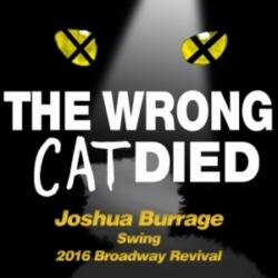 Ep64 - Joshua Burrage, Swing on 2016 Broadway Revival
