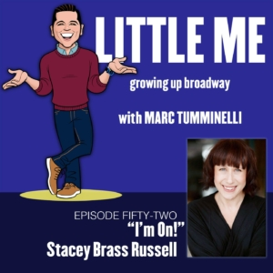 EP52 - Stacey Brass Russell - I'm On!