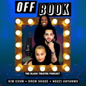 Off Book Talks PASS OVER featuring Namir Smallwood & Jon Michael Hill