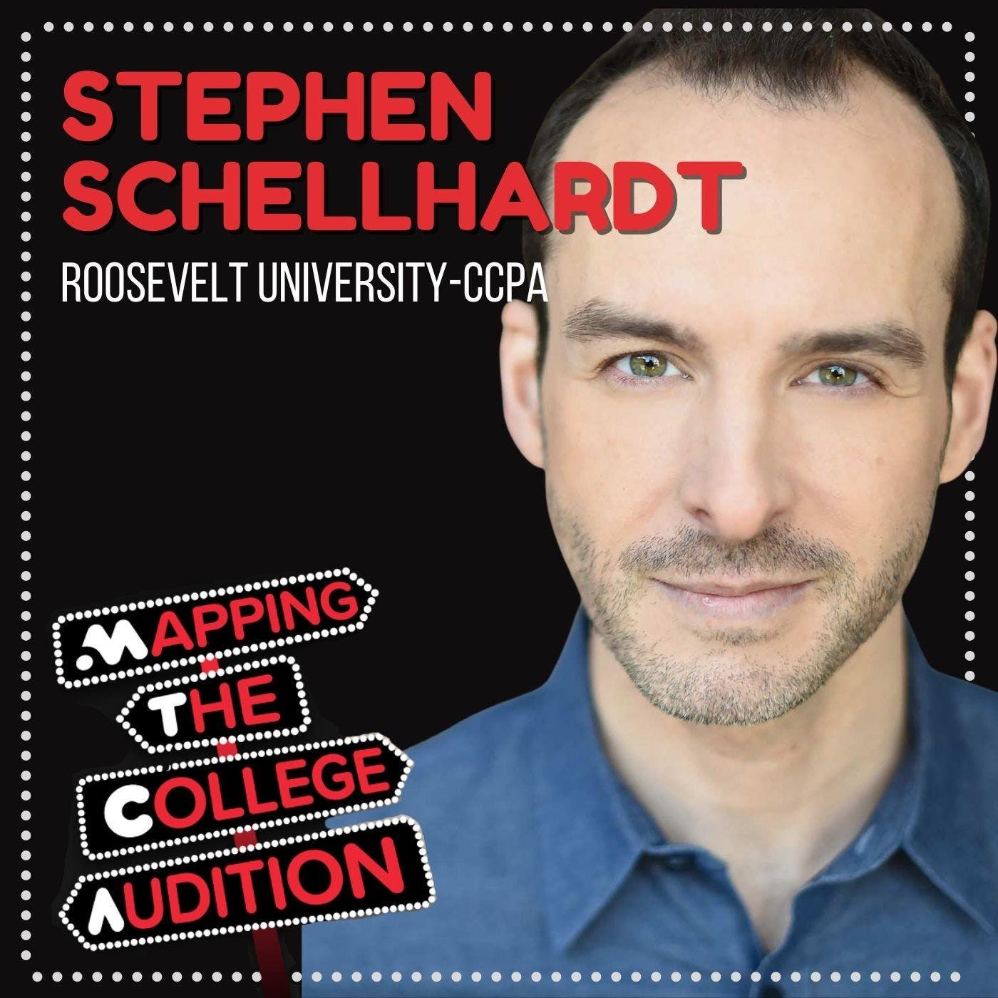 Ep. 24 (CDD): Stephen Schellhardt from Roosevelt University-CCPA on Training Artist-Citizens