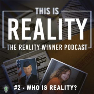 #2 - Who Is Reality?