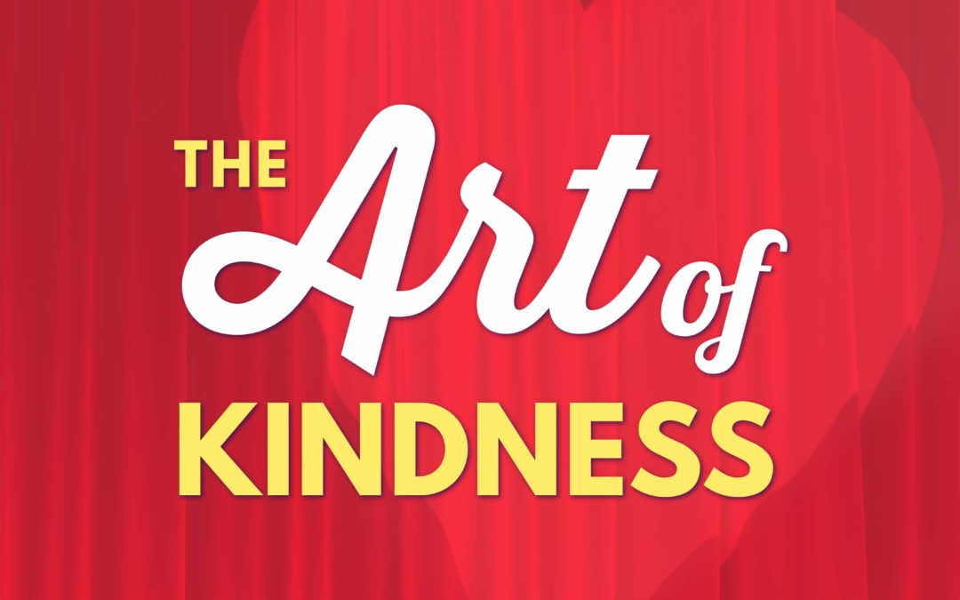 The Art of Kindness with Robert Peterpaul