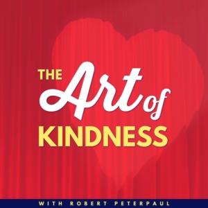 The Art of Kindness podcast logo