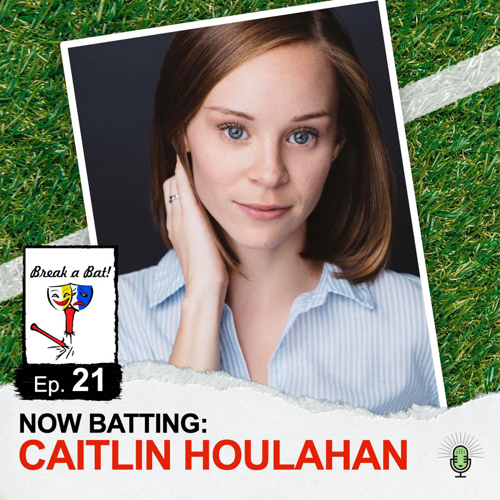 Break a Bat Al Malafronte Episode 21 Caitlin Houlahan