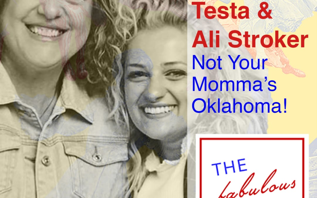 Episode 24: Mary Testa & Ali Stroker: Not Your Momma's Oklahoma!