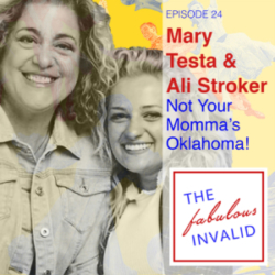 The Fabulous Invalid Ep 24 Mary Testa and Ali Stroker