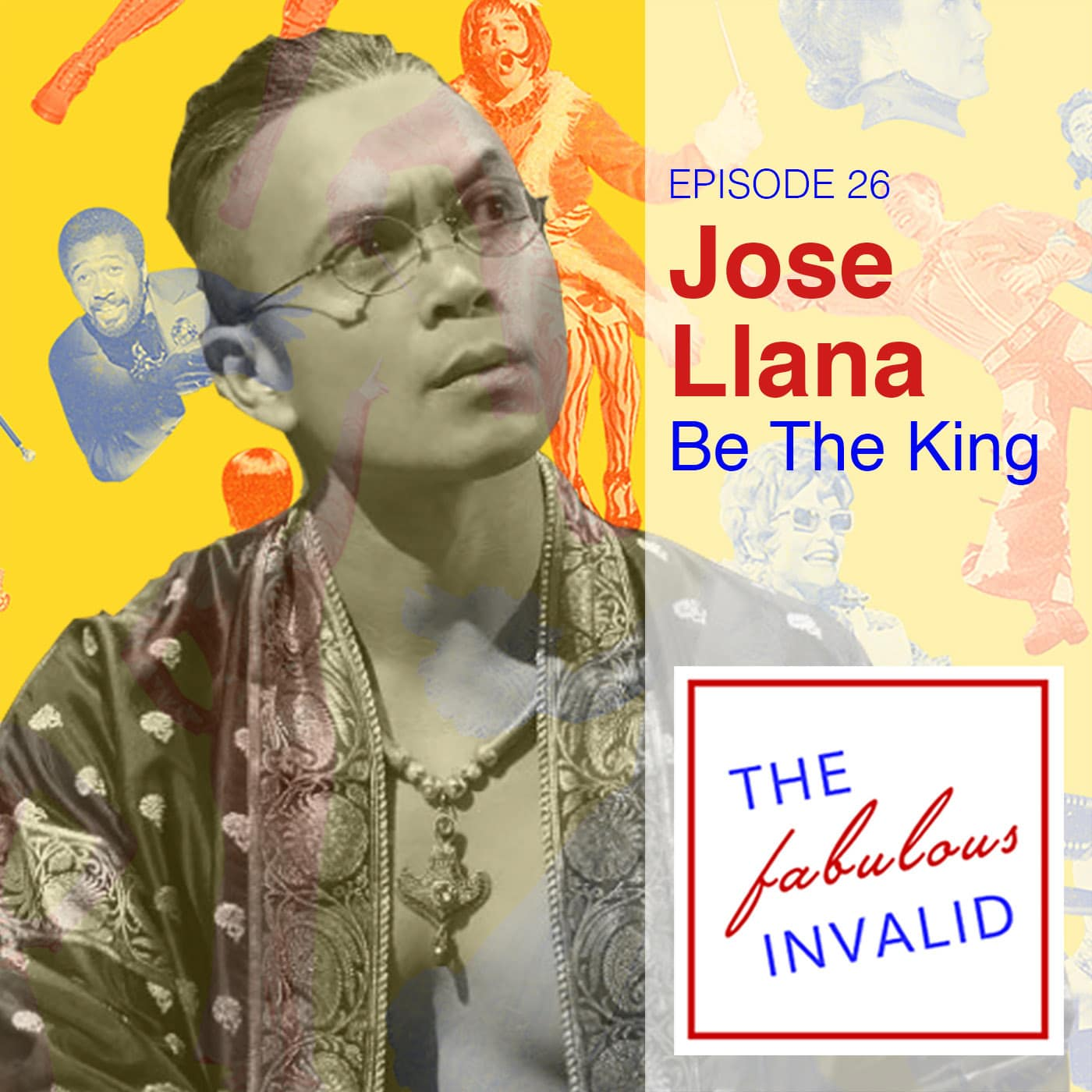 The Fabulous Invalid Ep 26 Jose Llana