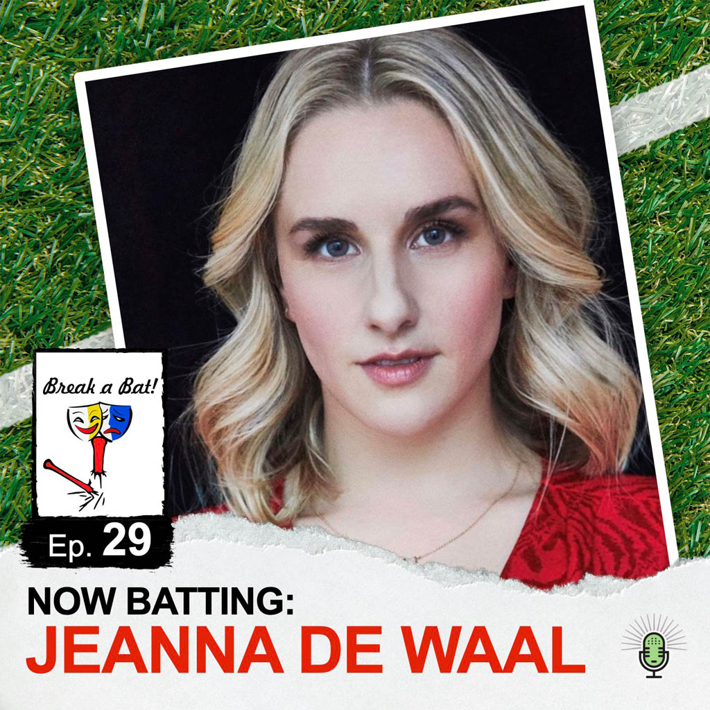 Break a Bat Al Malafronte Episode 29 Jeanna De Waal