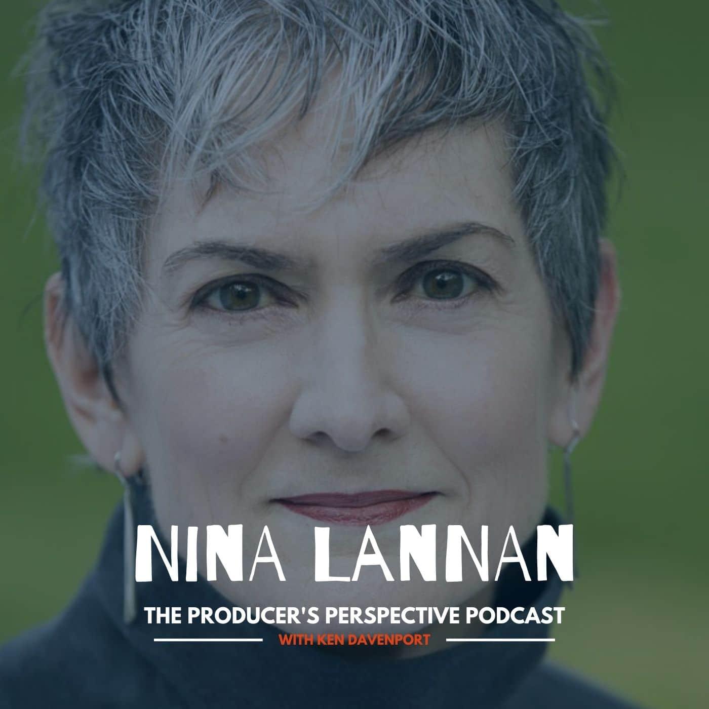 Ken Davenport's The Producer's Perspective Podcast Episode 3 - Nina Lannan