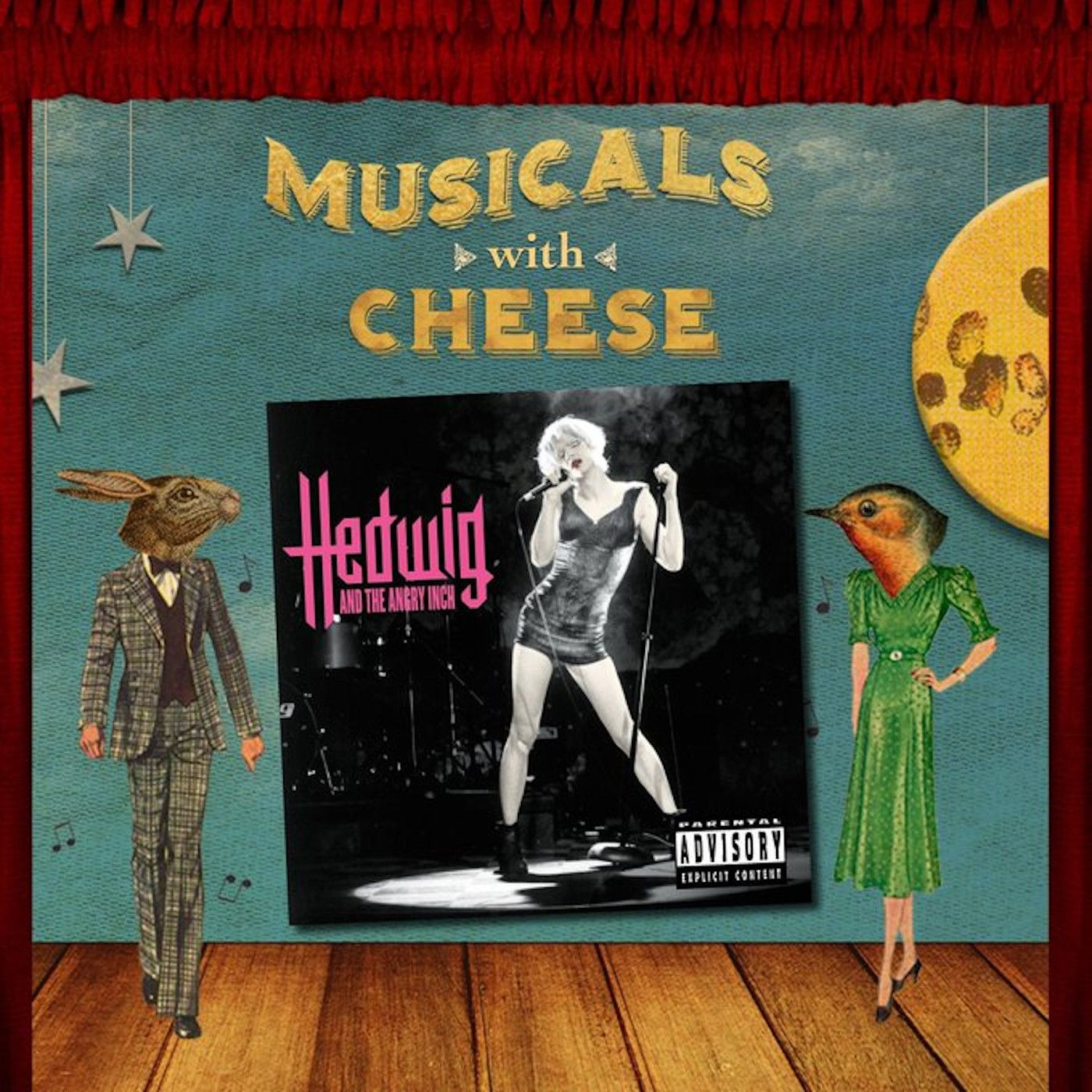 "Musicals With Cheese #30: ""Hedwig and the Angry Inch"""