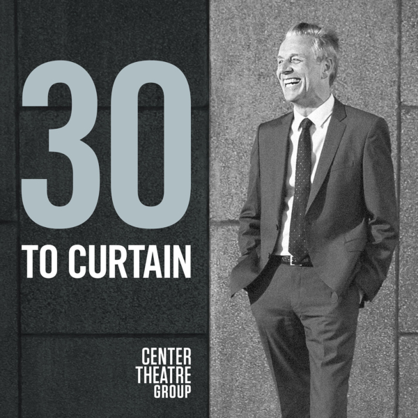 30 to Curtain Podcast Hosted by Michael Ritchie