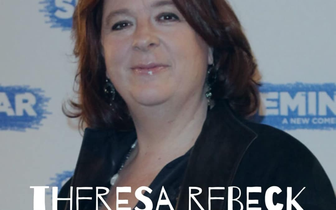 33 – Theresa Rebeck