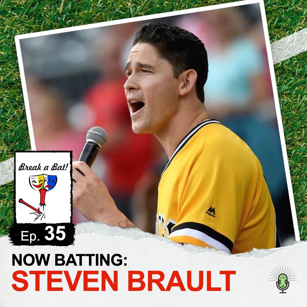 Break a Bat Al Malafronte Episode 35 Steven Brault