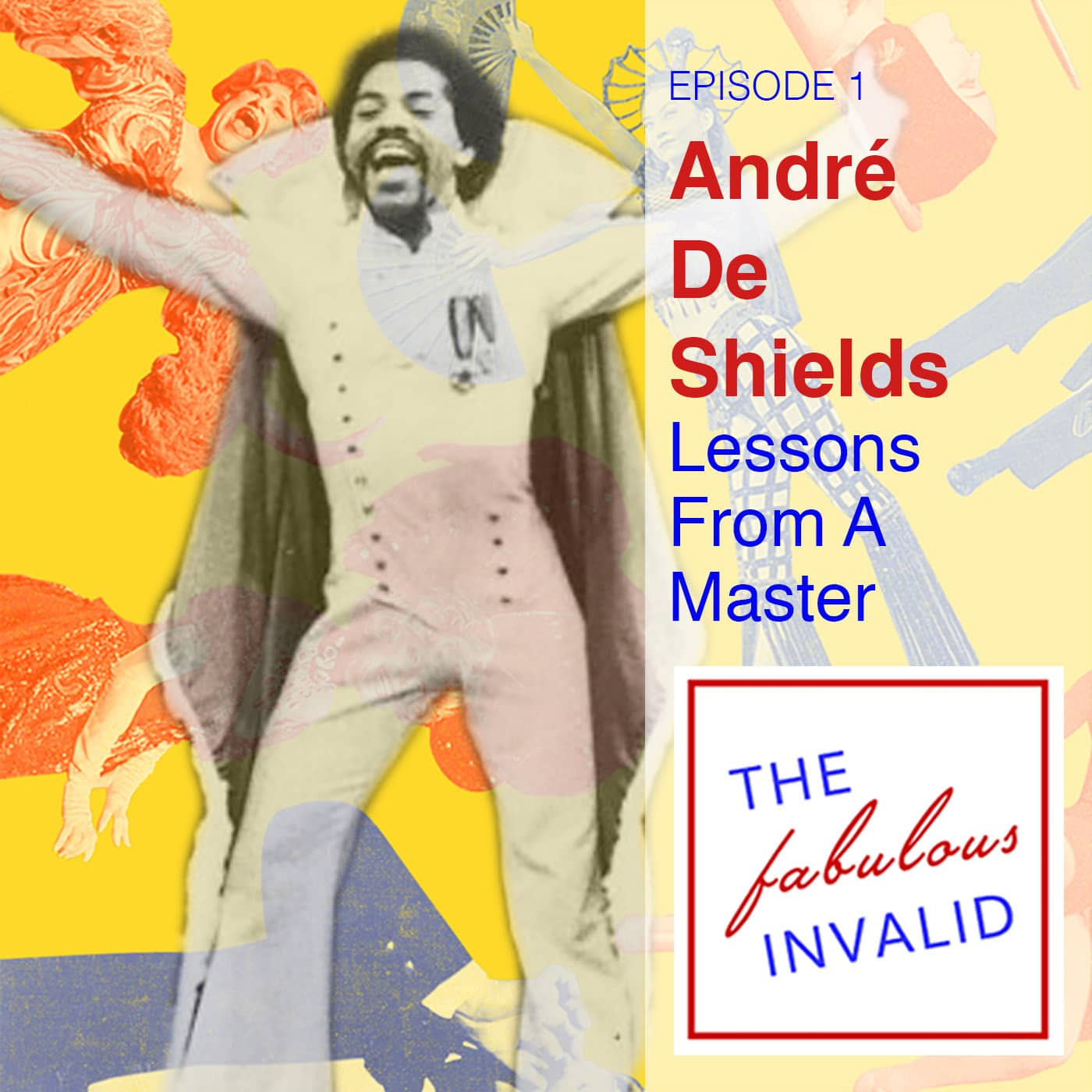 The Fabulous Invalid Ep 36 Andre De Shields