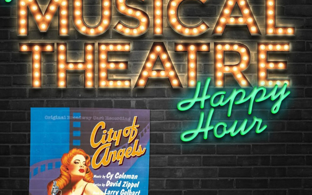 Happy Hour #37: Podcast Noir – 'City of Angels'