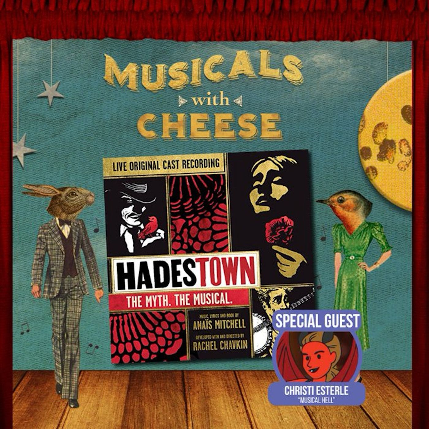 "Musicals With Cheese #37: ""Hadestown"""