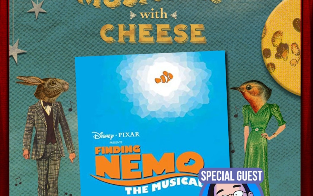 "#39: ""Finding Nemo: The Musical"" (feat. Tony Goldmark)"