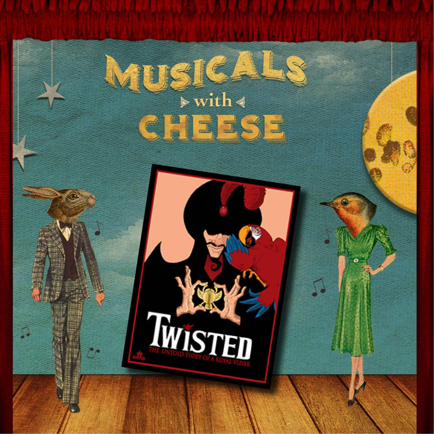 "Musicals With Cheese #4: ""Twisted"""