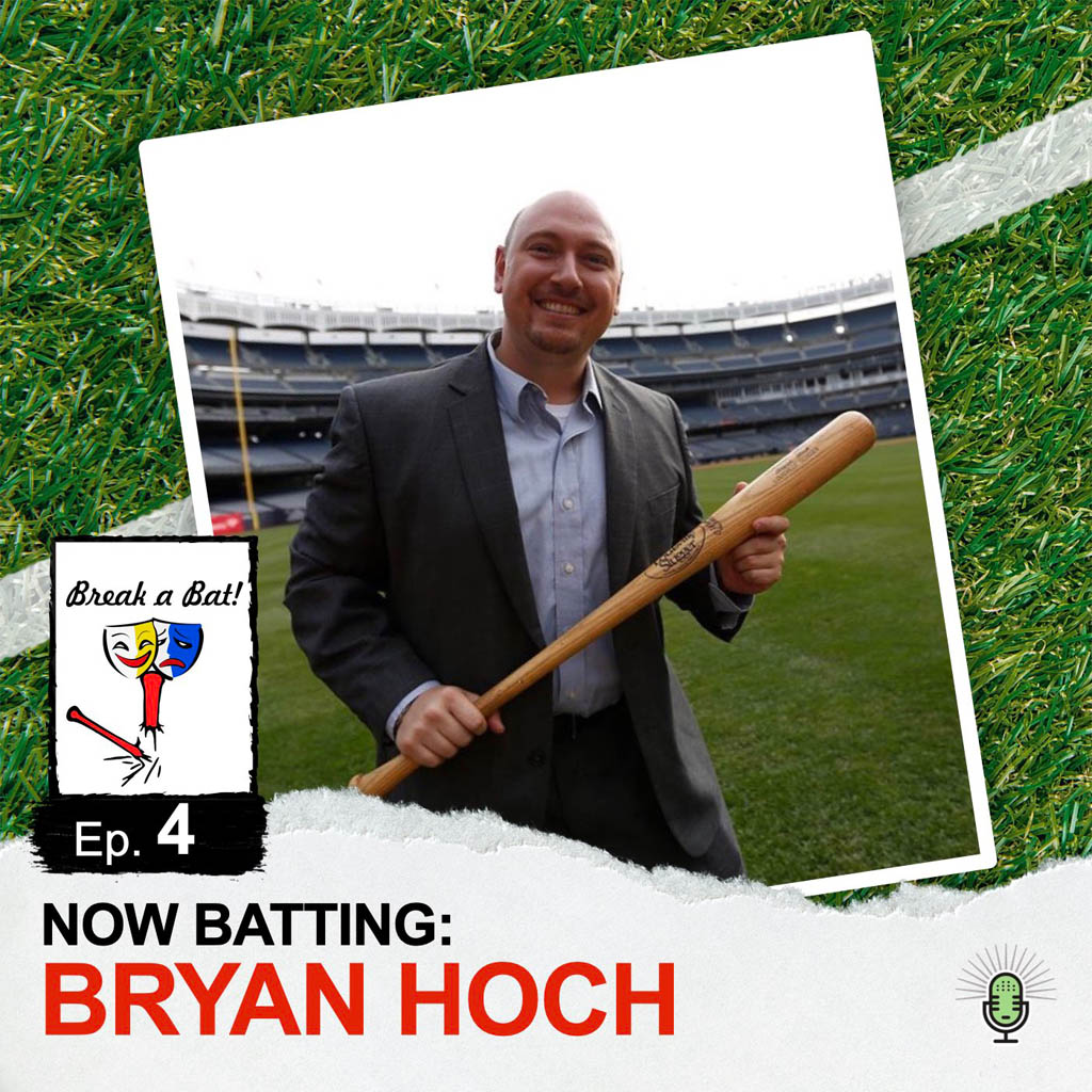 Break a Bat Al Malafronte Episode 4 Bryan Hoch