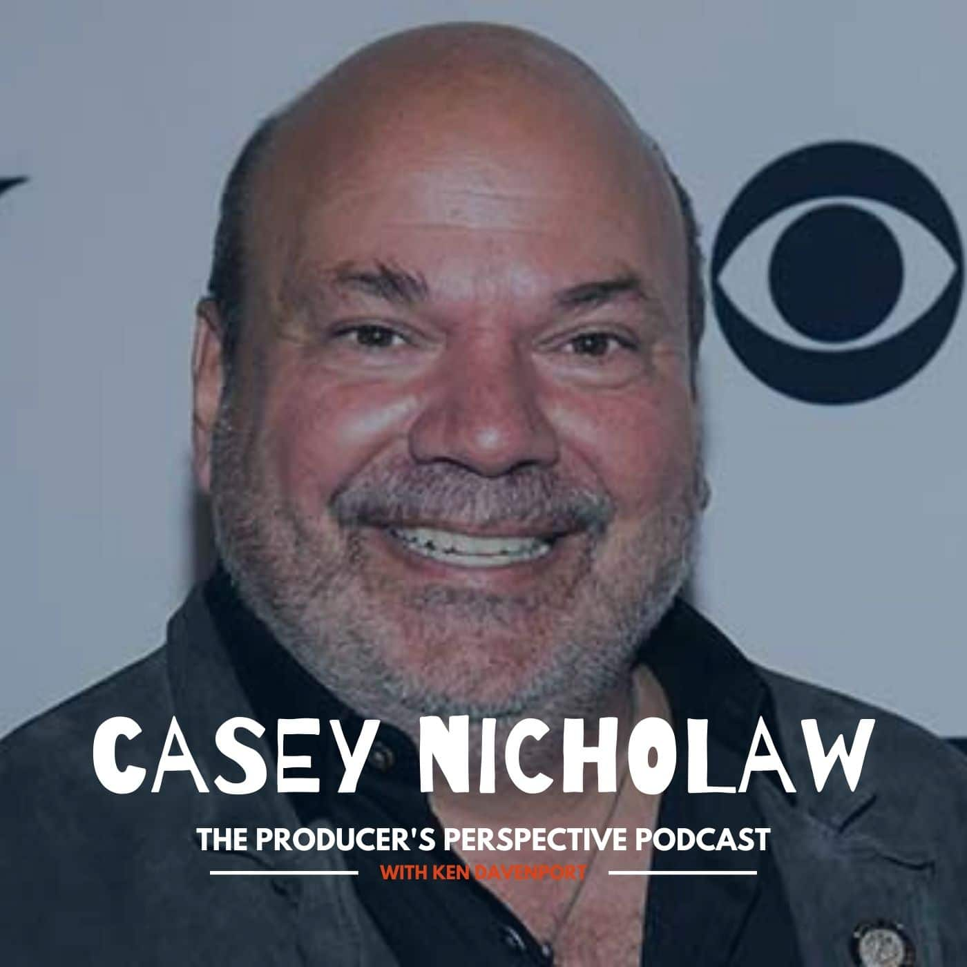 Ken Davenport's The Producer's Perspective Podcast Episode 42 - Casey Nicholaw