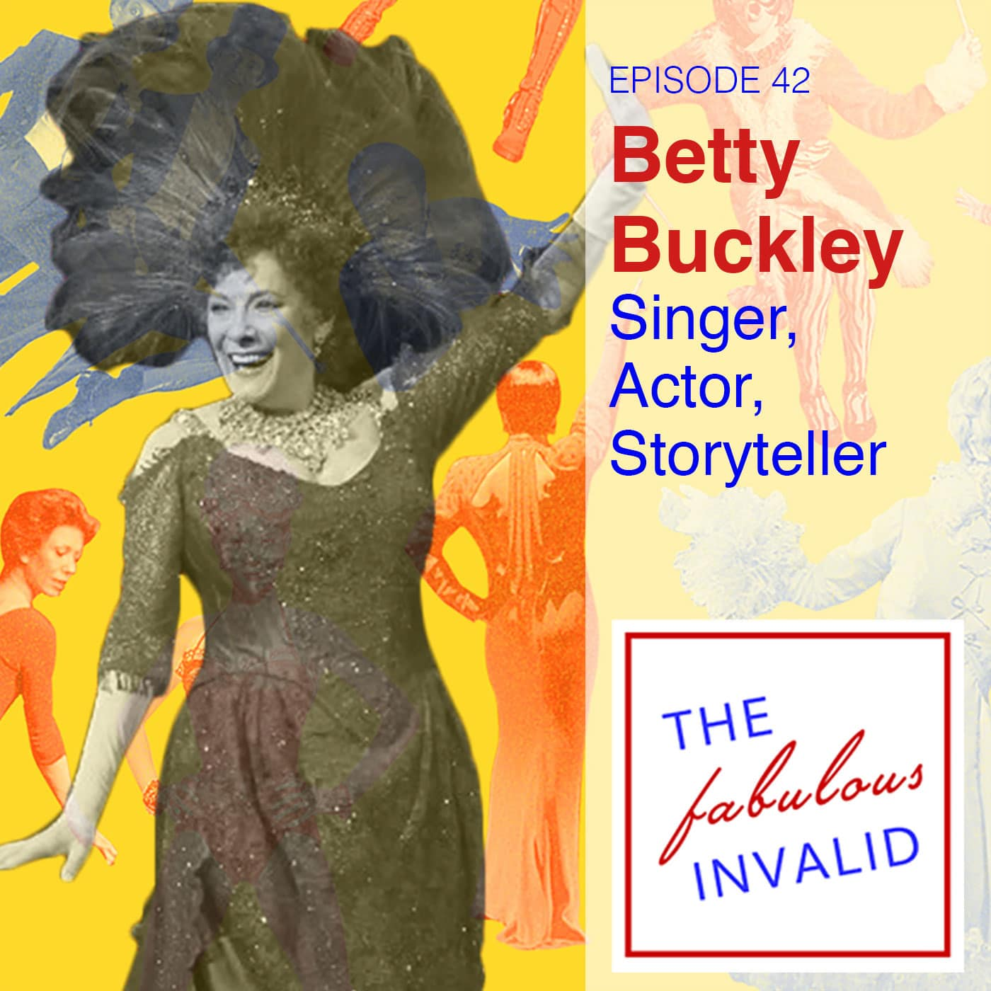 The Fabulous Invalid Ep 42 Betty Buckley