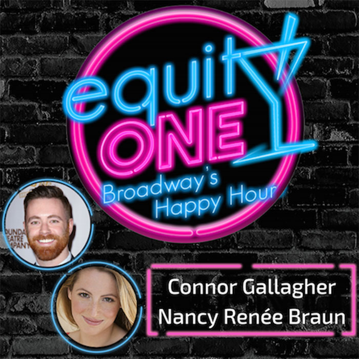Equity One Ep 43 Beetlejuice Connor Gallagher and Nancy Renee Braun